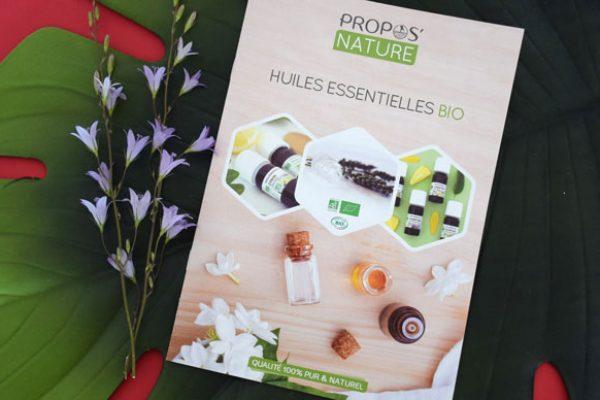 Propos nature - vente produits